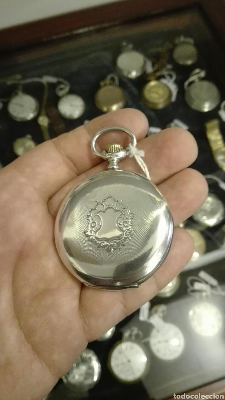 Relojes de bolsillo: Reloj de Bolsillo Veto - Plata - - Foto 5 - 71528566