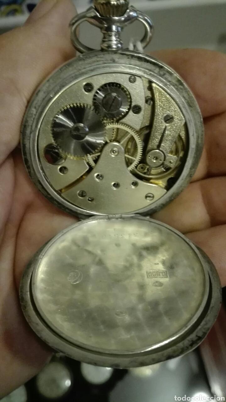 Relojes de bolsillo: Reloj de Bolsillo Veto - Plata - - Foto 8 - 71528566
