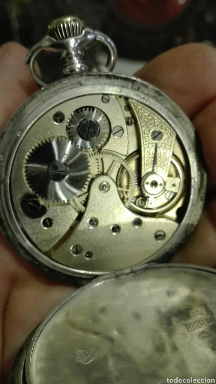 Relojes de bolsillo: Reloj de Bolsillo Veto - Plata - - Foto 10 - 71528566