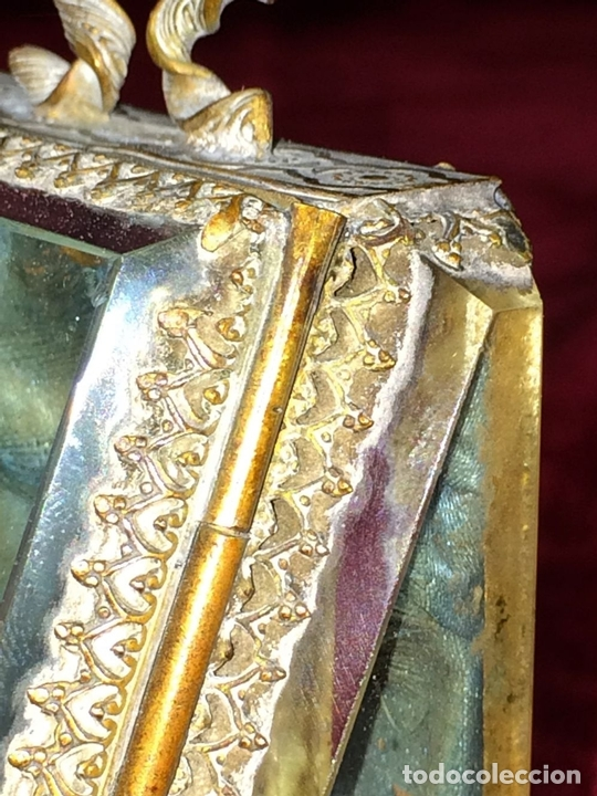 Relojes de bolsillo: URNA EXPOSITORA PARA RELOJ DE BOLSILLO. NAPOLEÓN III. FRANCIA CIRCA 1850 - Foto 9 - 71536823