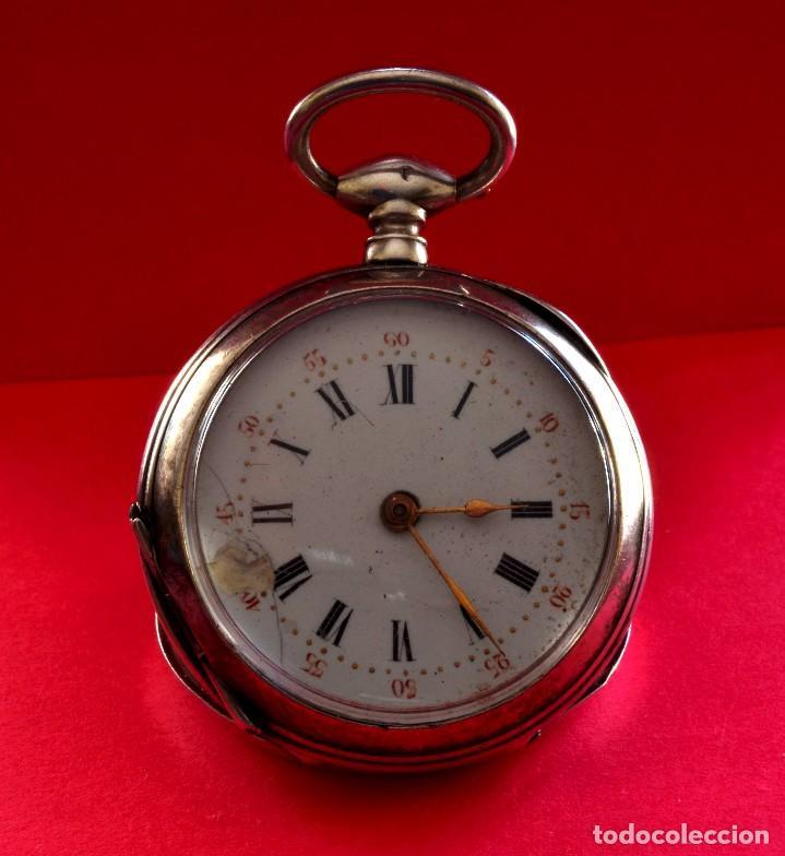 6e6d5548159d Pequeño reloj de bolsillo francés