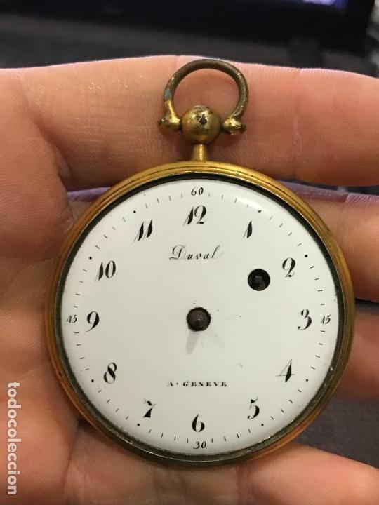 Vendido Oro Duval Subasta De Reloj Catalino Bolsillo AGene En deCEroWQxB