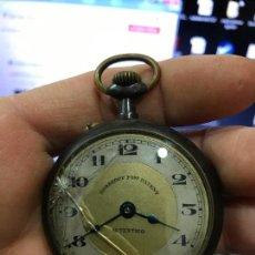 Relojes de bolsillo: RELOJ DE BOLSILLO ROSSKOPG FRES 'FRERES' PATENT AUTENTICO . Lote 73000599