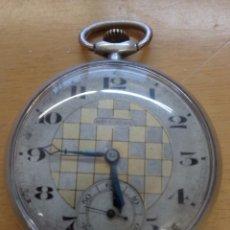 Relojes de bolsillo: RELOJ DE BOLSILLO HISPANIA. Lote 74863415