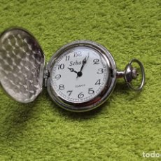 Relógios de bolso: RELOJ DE BOLSILLO -MARCA SCHARZ-VINTAGE. Lote 75551607