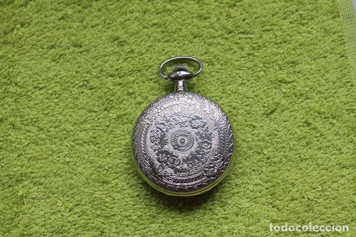 Relojes de bolsillo: RELOJ DE BOLSILLO -marca Scharz-Vintage - Foto 2 - 75551607