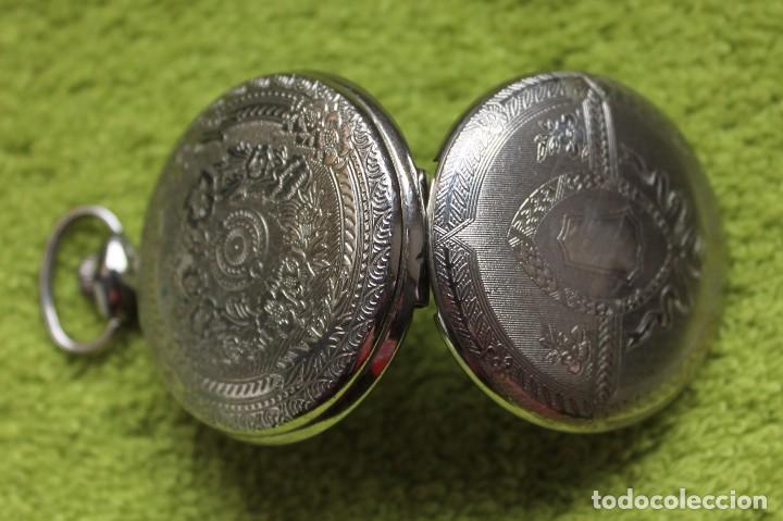Relojes de bolsillo: RELOJ DE BOLSILLO -marca Scharz-Vintage - Foto 4 - 75551607