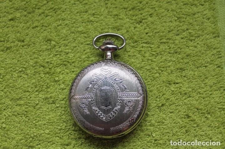 Relojes de bolsillo: RELOJ DE BOLSILLO -marca Scharz-Vintage - Foto 5 - 75551607