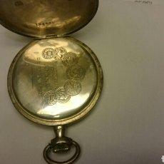 Relojes de bolsillo: RELOJ DE BOLSILLO S. XIX. Lote 75932795