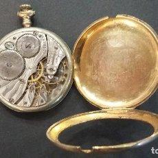 Relojes de bolsillo: RELOJ DE BOLSILLO DEL JOYERO JOSEPH I. SCHWARTZ. Lote 76572991