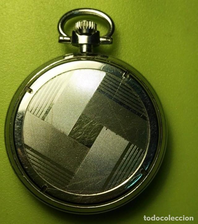 Relojes de bolsillo: Reloj de bolsillo Elgé Funciona perfectamente - Foto 2 - 76810827