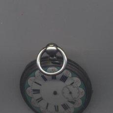 Relojes de bolsillo: RELOJ COURVOISIER NEUCHATEL-ESCAPE DE ANCORA.15 CENTROS EN RUBIES. Lote 77887257