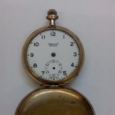 Relojes de bolsillo: RELOJ DE BOLSILLO INGERSOLL RELIANCE. Lote 78162521