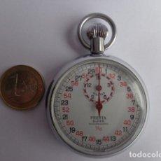 Relojes de bolsillo: MUYT ANTIGUO (PRINCIPIOS 1900), RARO E IMPECABLE CRONOMETRO A CUERDA BOLSILLO, FUNCIONANDO PERFECTO-. Lote 78507393