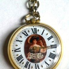Relojes de bolsillo: RELOJ DE PEPSI.. Lote 82099756