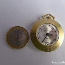 Relojes de bolsillo: ANTIGUO (AÑOS 60 RETRO VINTAGE) Y BONITO RELOJ COLGAR A CUERDA--SORNA--FUNCIONANDO Y COMPLETO BUEN E. Lote 82263192