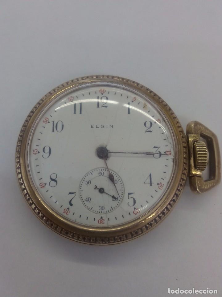 a7861e4f3 reloj de bolsillo elgin - Comprar Relojes antiguos de bolsillo Carga ...