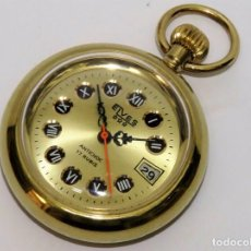 Relojes de bolsillo: ELVES DE BOLSILLO SUIZO. Lote 85838744