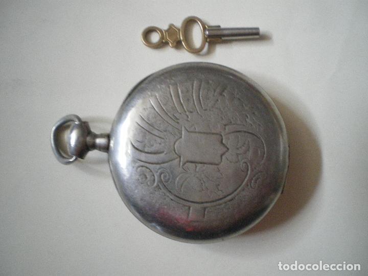 Relojes de bolsillo: RELOJ DE BOLSILLO - Foto 4 - 87335128