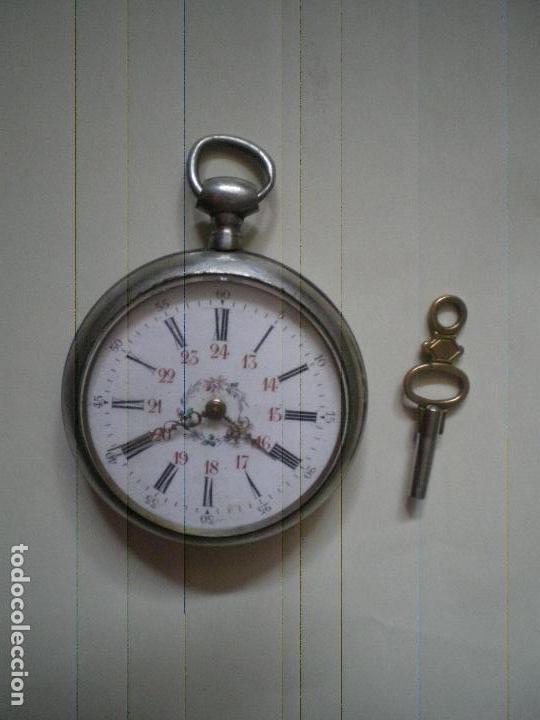 Relojes de bolsillo: RELOJ DE BOLSILLO - Foto 7 - 87335128