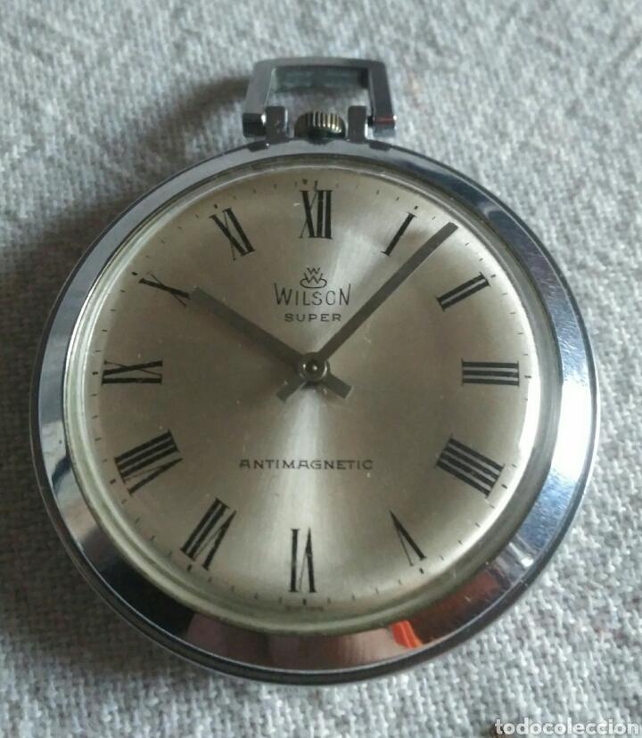 RELOJ DE BOLSILLO MARCA WILSON (Relojes - Bolsillo Carga Manual)