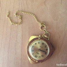 Relojes de bolsillo: RELOG MUGER BOLSILLO ANTIGÜO. Lote 88875144