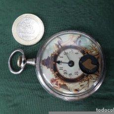 Relojes de bolsillo: RELOJ DE BOLSILLO AUTÓMATA . Lote 89048572