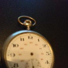 Relojes de bolsillo: ANTIGUO RELOJ BOLSILLO CARGA MANUAL. VER FOTOS. Lote 173507132