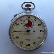 Relojes de bolsillo: RELOJ DE BOLSILLO CRONÓMETRO UNIVERSAL GENÉVE. Lote 90502355