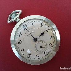 Relojes de bolsillo: ANTIGUO RELOJ DE BOLSILLO ULTRAMAR.. Lote 90787210