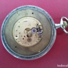 Relojes de bolsillo: ANTIGUO RELOJ DE BOLSILLO INCOMPLETO.. Lote 90823680