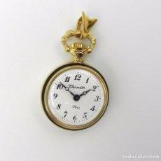 Relojes de bolsillo: RELOJ BOLSILLO THERMIDOR PARIS COLGANTE DAMA . Lote 92043630
