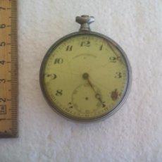 Relojes de bolsillo: ANTIGUO RELOJ DE BOLSILLO CHRONOMETRE D. NO FUNCIONA. WATCH. . Lote 92097105