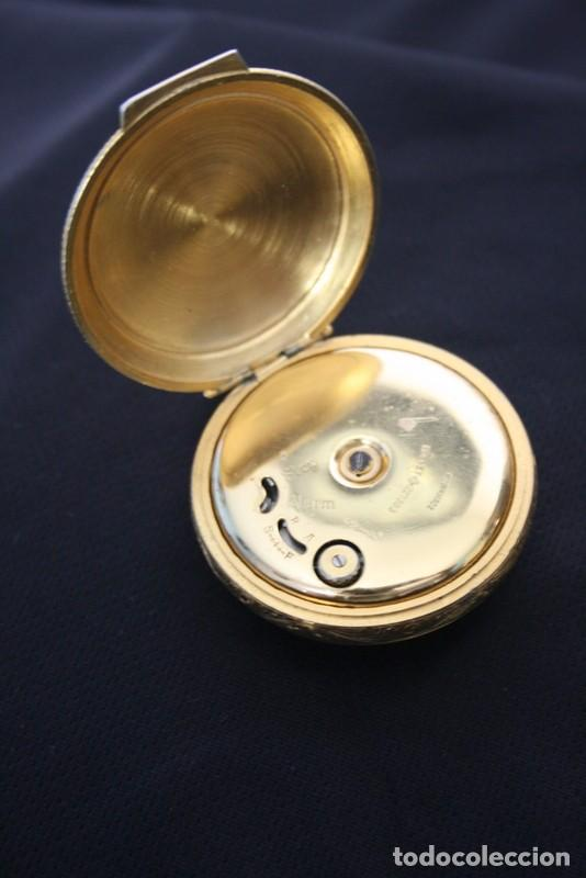65b1efb85 Relojes de bolsillo: Antiguo Reloj de Bolsillo con Sonería de origen de  Suiza, funcionando