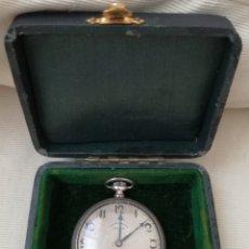 Relojes de bolsillo: ANTIGUO RELOJ DE BOLSILLO CRONOMETRO HALCON.. Lote 86063166