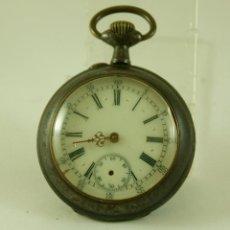 Relojes de bolsillo: RELOJ DE BOLSILLO MUY ANTIGUO. Lote 93251365
