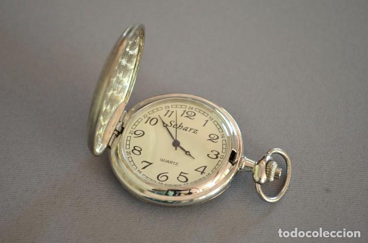 RELOJ DE BOLSILLO (Relojes - Bolsillo Carga Manual)