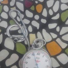 Relojes de bolsillo: RELOJ DE BOLSILLO MOLNIJA EN PERFECTO ESTADO..VER FOTOS.. Lote 93854604
