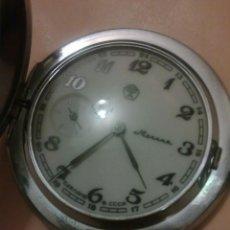 Relojes de bolsillo: RELOJ RUSO MARHHA.. Lote 93886215