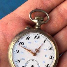 Relojes de bolsillo: ANTIGUO RELOJ DE BOLSILLO. Lote 94661747