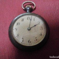 Relojes de bolsillo: ANTIGUO PEQUEÑO RELOJ DE BOLSILLO. Lote 95414911