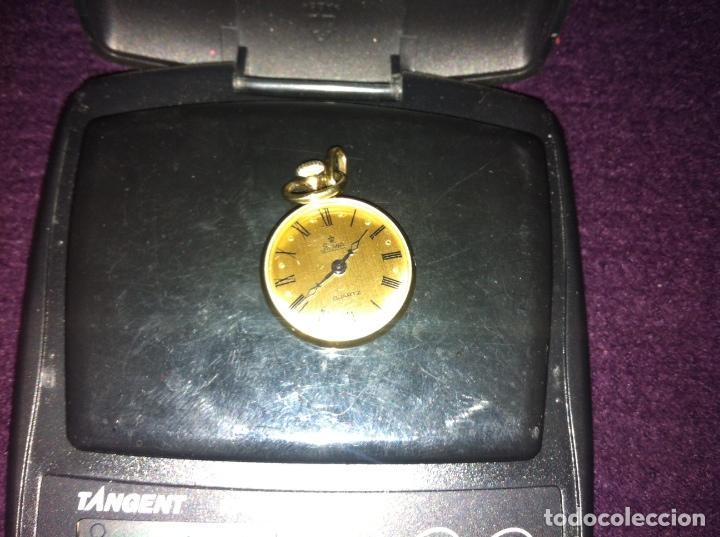 Relojes de bolsillo: Reloj de oro 10k - Foto 2 - 111382920