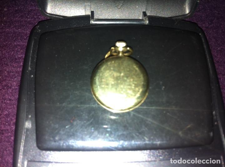 Relojes de bolsillo: Reloj de oro 10k - Foto 3 - 111382920