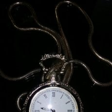 Relojes de bolsillo: RELOJ DE BOLSILLO FUNCIONANDO NUEVO. Lote 95546166