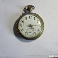 Relojes de bolsillo: RELOJ FUNCIONANDO PERFECTAMENTE 51 MM SIN CONTAR LA CORONA . Lote 95900547