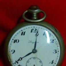 Relojes de bolsillo: RELOJ DE BOLSILLO LONGINES.. Lote 96329863
