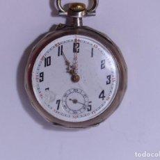 Relojes de bolsillo: ,,,RELOJ DE BOLSILLO,,,PLATA SELLADA 800,,, ( B - 32 ). Lote 96612775