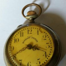 Relojes de bolsillo: ANTIGUO RELOJ ROSKOPF. Lote 98021107