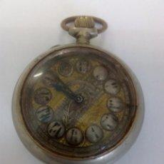 Relojes de bolsillo: RELOJ DE BOLSILLO PAUL HEMMELER. Lote 98149791