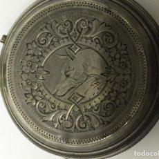 Relojes de bolsillo: PAUL JEANNOT -GENEVE-SIGLO XIX EN FUNCIONAMIENTO EN PLATA DE 800. Lote 98162843